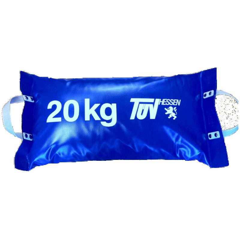 ballastsack 20 kg sands cke f r hochwasserschutz erco verpackungen gmbh